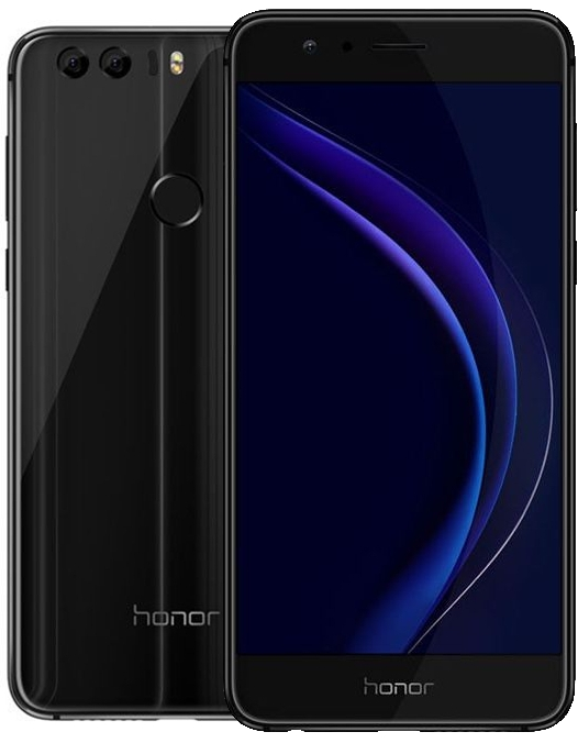Смартфон Huawei Honor 8 64GB (черный)