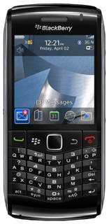 Смартфон BlackBerry Pearl 3G 9105 (черный)