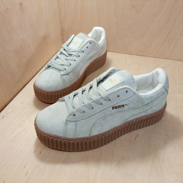 Купить женские кроссовки Puma Rihanna Creeper в Белгороде f6f839c7004