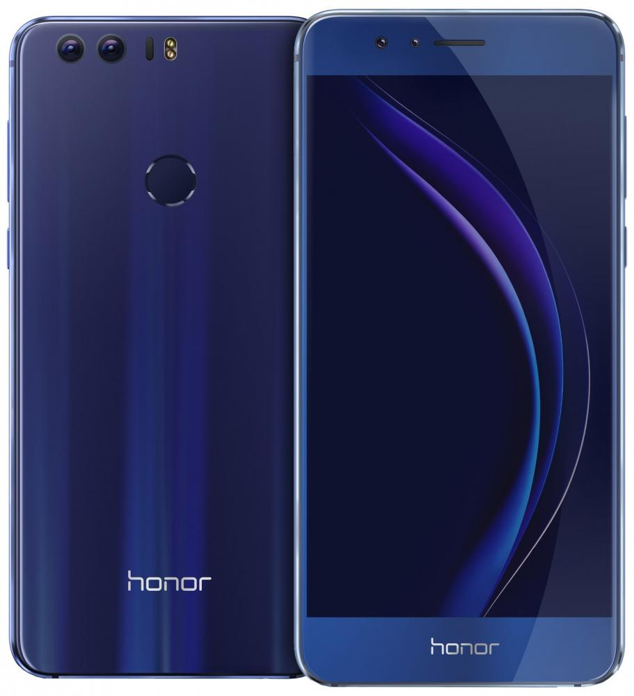 Смартфон Huawei Honor 8 64GB (синий)