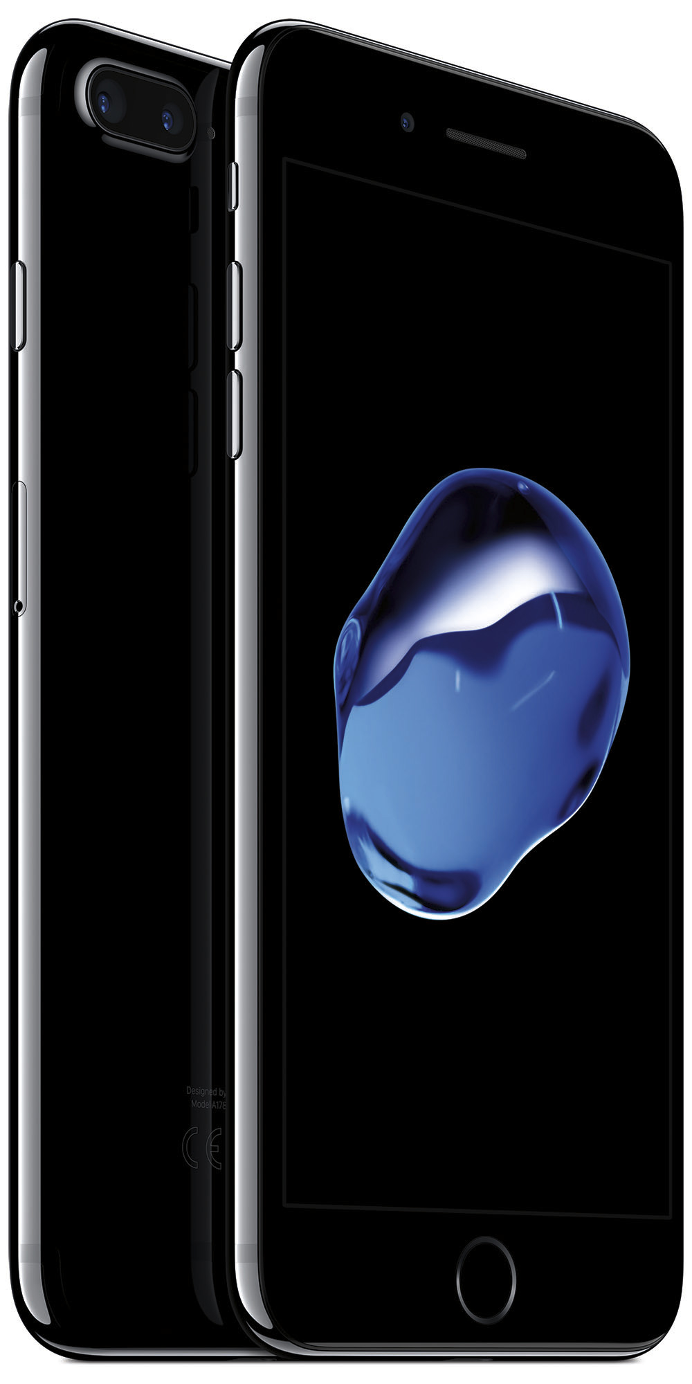 Смартфон Apple iPhone 7 Plus 128GB (черный оникс)