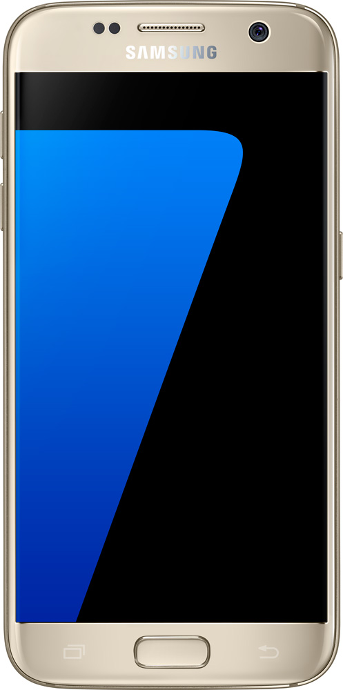 Смартфон Samsung Galaxy S7 32GB (золотистый)