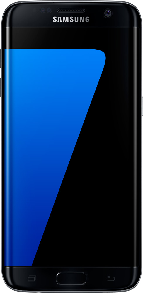 Смартфон Samsung Galaxy S7 edge 32GB (черный)